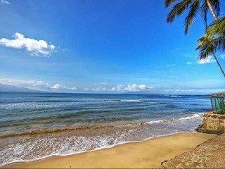 Breathtaking ocean views, ocean front 2 bed/2 bath - Wailuku vacation rentals