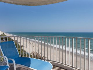 Best Views from our End-Unit Condo.  Great location. - Satellite Beach vacation rentals