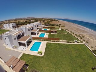 Antonoglou Beach Villas, Lahania - Villa POSEIDON - Lachania vacation rentals