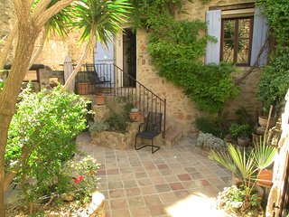 Romantic village house with courtyard and views - Pezenas vacation rentals