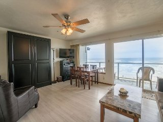 """Surf and Sand"" - Enjoy the surf and the sand from this Oceanfront condo! - Newport vacation rentals"