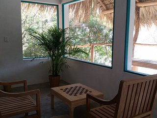 Nice Bungalow with Deck and Internet Access - Puerto Angel vacation rentals