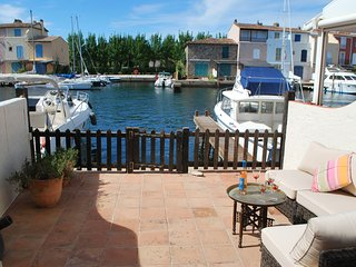 Nice Villa with Internet Access and Balcony - Port Grimaud vacation rentals