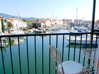 3 bedroom Condo with Balcony in Port Grimaud - Port Grimaud vacation rentals