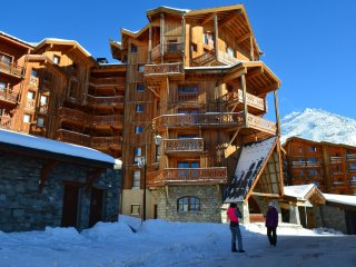 Bright Val Thorens Condo rental with Sauna - Val Thorens vacation rentals
