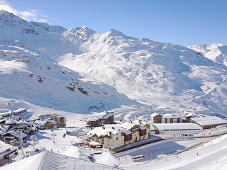Nice Condo with Internet Access and Sauna - Val Thorens vacation rentals