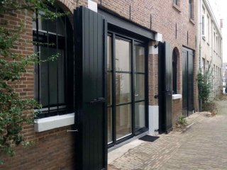 Porta - Apartment in centre of city - Utrecht vacation rentals