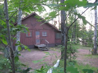 Nice Cabin with Water Views and Grill - Boulder Junction vacation rentals