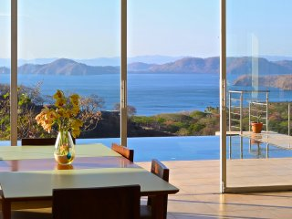 The Light House Contemporary Home overlooking Peninsula Papagayo and the Pacific - Playa Hermosa vacation rentals