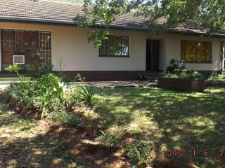 Comfortable House with Internet Access and A/C - Victoria Falls vacation rentals