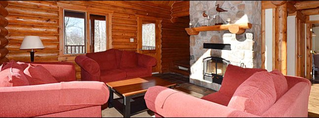 Charming 5 bedroom House in Mont Tremblant - Mont Tremblant vacation rentals