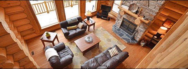 Chalet Refuge Sur Lac (14 Ppl) (***********) - Mont Tremblant vacation rentals