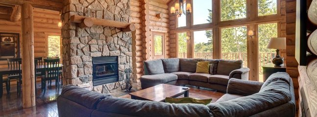 Chalet Nanook Of The North (14 Ppl) (***********) - Barkmere vacation rentals