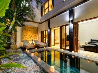 Beautiful 3BR villa in Legian, 300 meters from Double Six Beach! - Legian vacation rentals