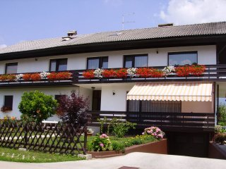 Large 2-Bedroom Apartment With Balcony - Bled vacation rentals