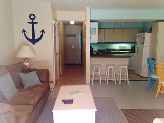 2 bedroom Townhouse with Internet Access in Mexico Beach - Mexico Beach vacation rentals