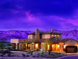 NEW! Scenic 4BR Tuscan Home on Resort Golf Course! - Borrego Springs vacation rentals