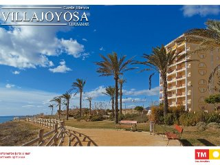 Home From Home Apartment by the Sea with Mountain and Mediterranean Views - Villajoyosa vacation rentals