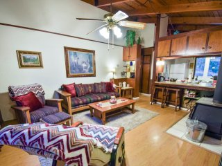 Lumberjack Lodge sleeps 6 - Oakhurst vacation rentals