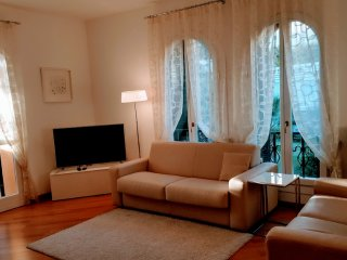 Luxury Apartment in Villa Mafalda! Private Parking - San Remo vacation rentals