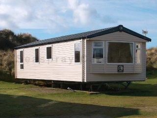 272 Piran Point Caravan Haven Perran Sands, Perranporth, Cornwall. Perranporth - Perranporth vacation rentals