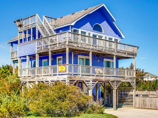 Spacious 4 bedroom Vacation Rental in Waves - Waves vacation rentals