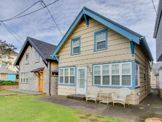 Peaceful, cozy home in the heart of town w/ entertainment & easy beach access - Rockaway Beach vacation rentals