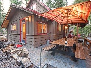 Charming Tahoma Cabin - Tahoma vacation rentals