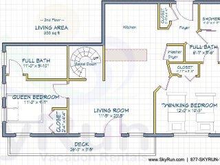 Ballard House 207A 2BR - Telluride vacation rentals