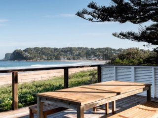 BOARDWALK - Beachfront - Avoca Beach vacation rentals