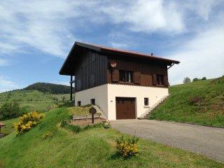 """Chalet """"Les Campanules"""" dans les Vosges  (9pers.) - Fresse-sur-Moselle vacation rentals"""