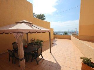 4**** 3 bedroom appartement in luxury residence, 100m2 terrace, seaviews, pool - Calpe vacation rentals
