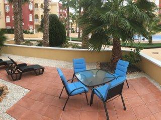Puerto Marina , Ground floor property with garden - Los Alcazares vacation rentals