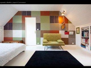 10 km de Brest 60m2 chambre avec vue - La Forest-Landerneau vacation rentals
