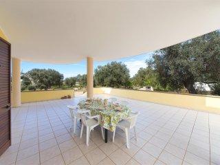 615 Villetta with Olive Grove in Torre Inserraglio - Villaggio Resta vacation rentals