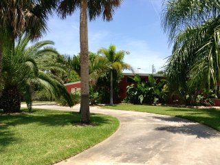 Beach Access  one  block from sand Wild Hibiscus - Indialantic vacation rentals