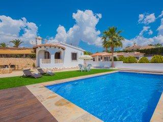 Villa Neus - Privat pool, wifi, BBQ area. - Calpe vacation rentals