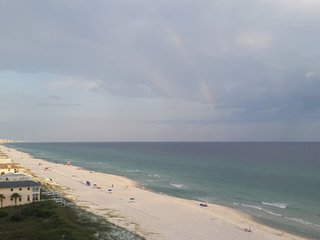Beautiful view of the gulf from 2 BR condo at Pinnacle Port, Panama city beach - Carillon Beach vacation rentals