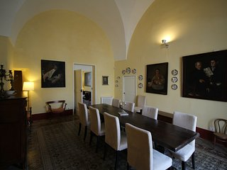 Luxury Apartment in Prestigious Historical Palace with Pool and Private Terrace - Alessano vacation rentals