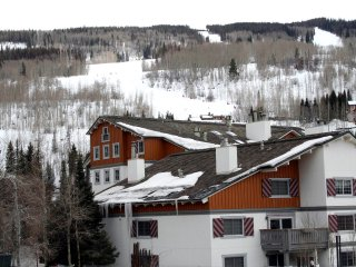 Vail Village 2-bed Condo located next to the Four Seasons and Sebastian Hotels - Vail vacation rentals