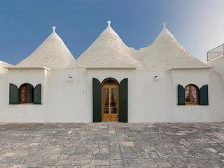 740 Trulli in Savelletri with Sea View - Fasano vacation rentals