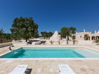 737 Trulli with Pool in Ostuni - Ostuni vacation rentals
