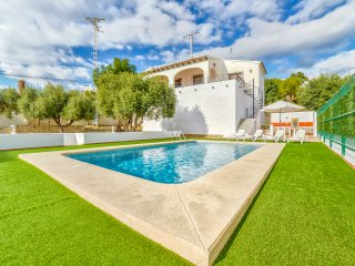Villa Guixa - Just 500 m to sandbeach and facilities. - Benissa vacation rentals