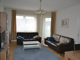 Fero's gemütliche 3-Zimmerwohnung - Stadtmitte - Darmstadt vacation rentals