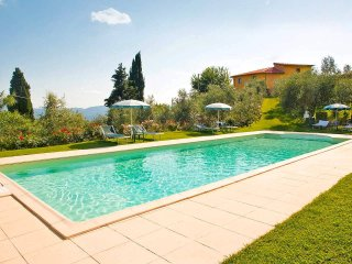 Apartments in Farmhouse with swimming pool, garden, stunning view - Loro Ciuffenna vacation rentals