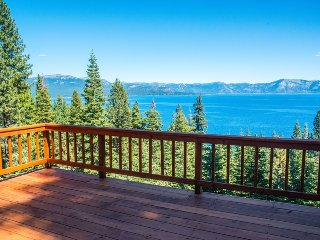 Stunning Tahoe Views, Updated Home - Carnelian Bay vacation rentals