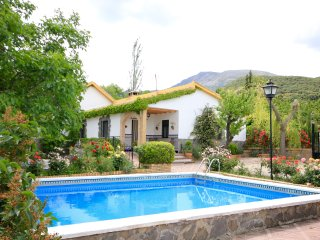 Villa El Nogal with  private swimming pool - Torres vacation rentals
