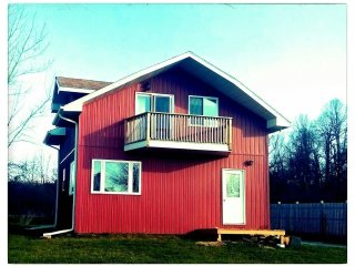 2 Storey Red Waterview Cottage at Hideout on Howe Retreat - Gananoque vacation rentals