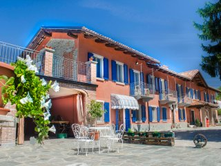 Wonderful villa near Alba Barolo - Sinio vacation rentals
