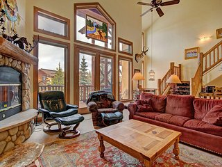 CrossTimbers 2784 - Steamboat Springs vacation rentals